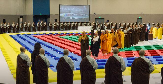 Lễ Sái Tịnh Mandala